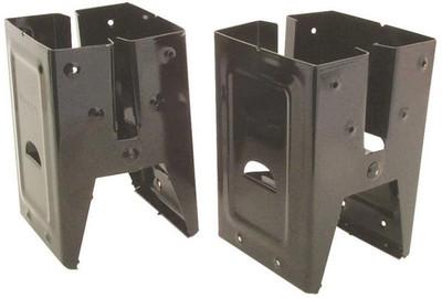 Sawhorse Brackets, Medium Duty, 1 Pair, 400 Lb Load