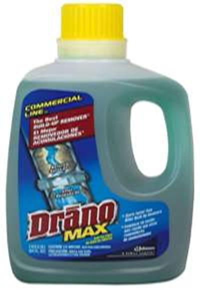 Drano Max Build Up Remover, 64 Oz