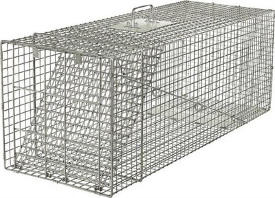 "Havahart Live Animal Cage Trap, 42"" x 15"" x 15"""