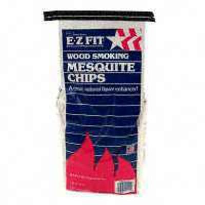 Smoking Wood Chips, Mesquite, 2 Lb