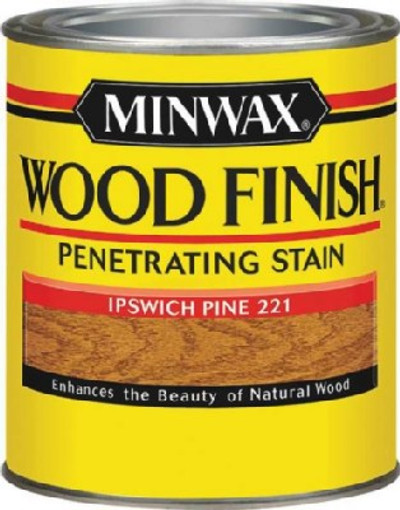 Minwax, Ipswich Wood Stain, 1 Quart