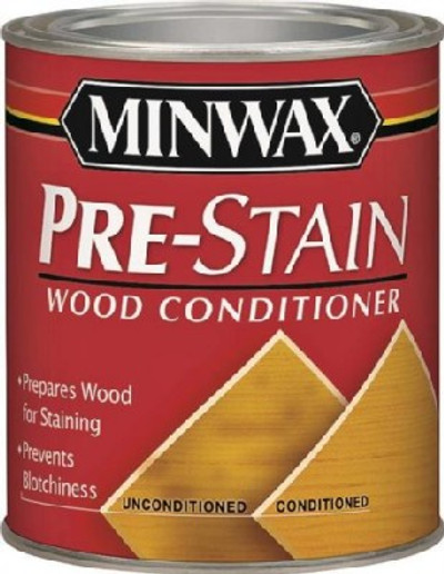 Minwax, Pre-Stain Wood Conditioner, Quart