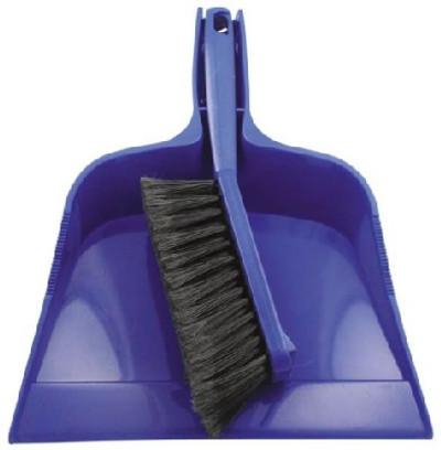 Dust Pan & Brush Set