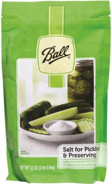 Ball, Salt For Pickling, 32 Oz