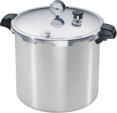 Pressure Cooker/Canner, 23 Quart