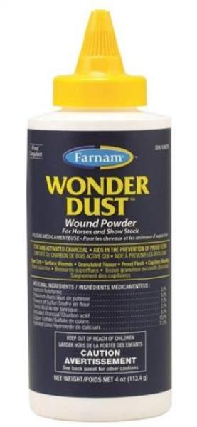 Wonder Dust 4 Oz Wound Dressing