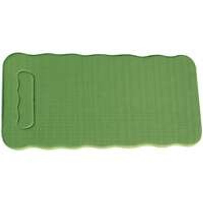 "Foam Kneeling Pad, 20"" x 9-1/2"" x 1"", Green"