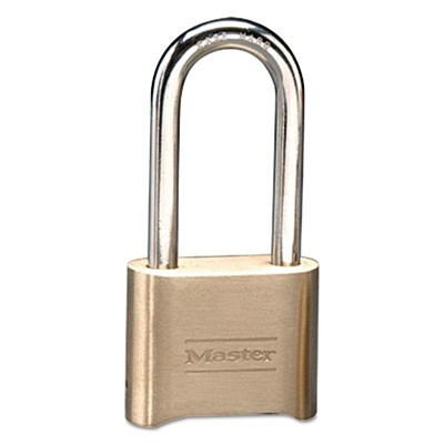 Master Lock, 175LH, Settable Combination Lock