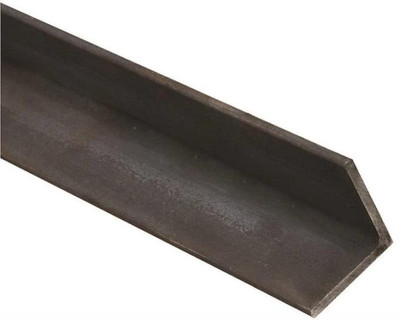 "Steel Angle Bar, 2"" x 36"" x 3/16"", Hot Rolled"