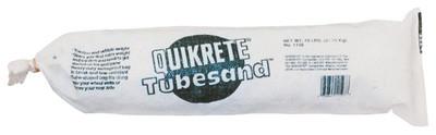 Quikrete, Tube Sand, 60 lb Bag