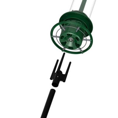 Squirrel Buster, Pole Adapter For Squirrel Buster Plus Feeder