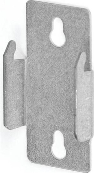 Pocket Curtain Double Rod Bracket, 1 Pair
