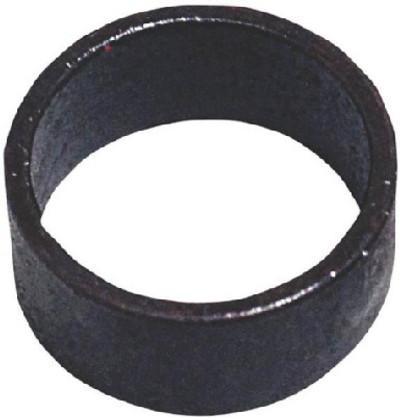 """PEX, 1/2"""" Black Copper Crimp Ring, 50 Pack"""