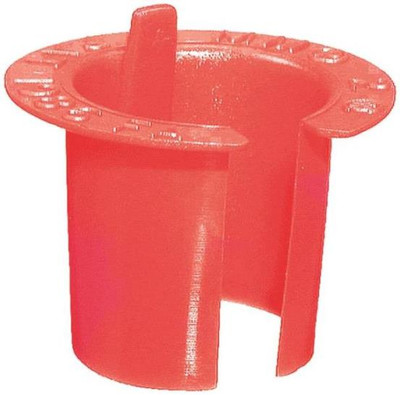 BX Cable Antishort Bushing, 35 Per Bag