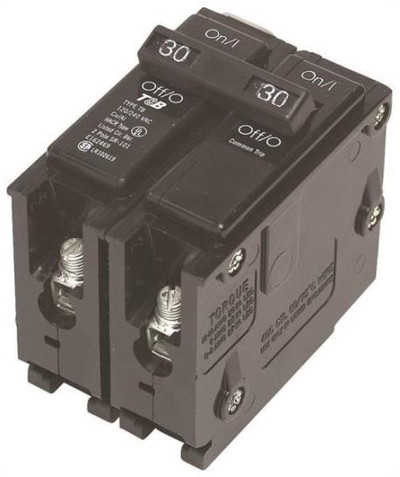 Siemens, Circuit Breaker, Q230, 30 Amp, Double Pole