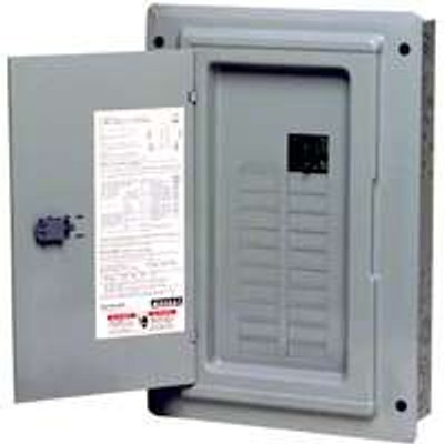 Siemens, Loadcenter 100 Amp 24 Circuit