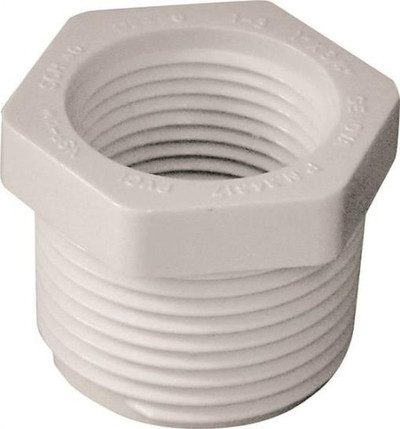"SCH 40, Threaded Bushing, 1"" x 3/4"""