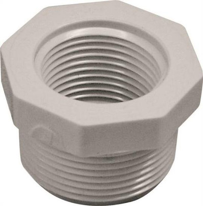 "SCH 40, Threaded Bushing, 1-1/4"" x 1"""