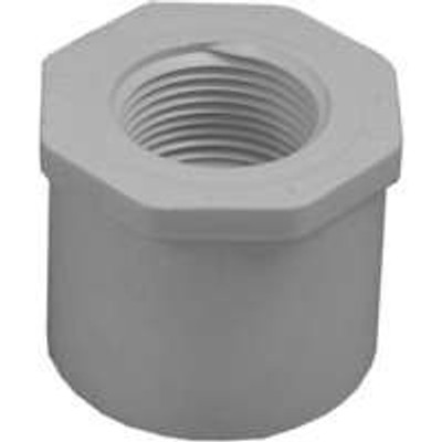 "SCH 40, Slip x Threaded Bushing, 1-1/4"" x 3/4"""