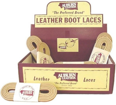 """Leather Boot Lace 72"""""""
