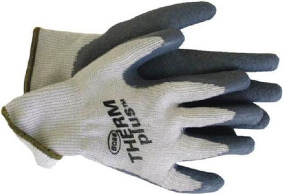 Gloves, Ergonomic, Stretchable, Unlined Glove, Medium