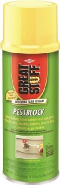 Great Stuff, Pest Block Foam 12 Oz