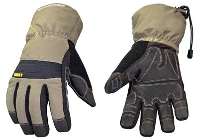Gloves, Youngstown Winter Glove, Medium, Waterproof