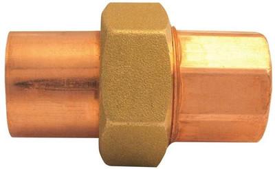 """Copper Fitting, 2"""", CXC, Union"""