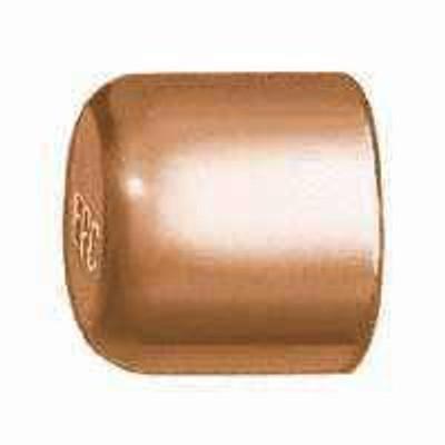"""Copper Fitting, 2"""", CXC, Cap"""