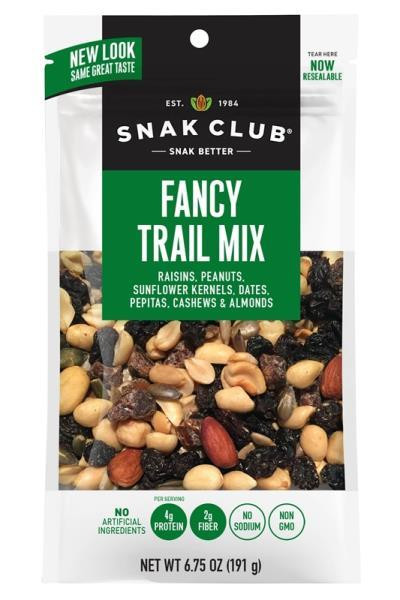 Snack Club, Energizer Trail Mix, 6.75 Oz