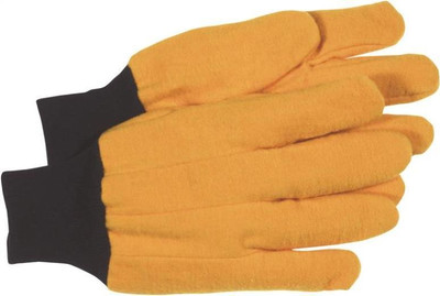 Gloves, Chore, 14 Oz Cotton Flannel, Large