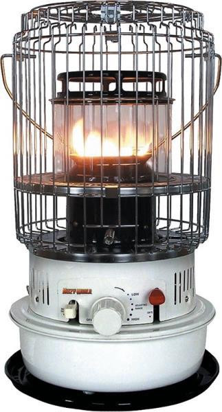 Kerosene Radiant Convection Heater, 10,500 BTU's