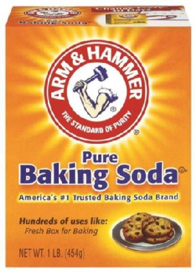 Arm & Hammer Baking Soda, Fridge-N-Freezer, 1 Lb Box