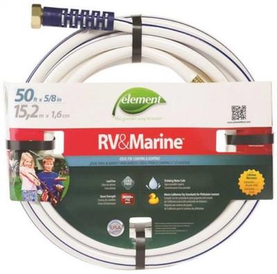 """Marine/Camper, Water Hose, 5/8"""" x 50'"""