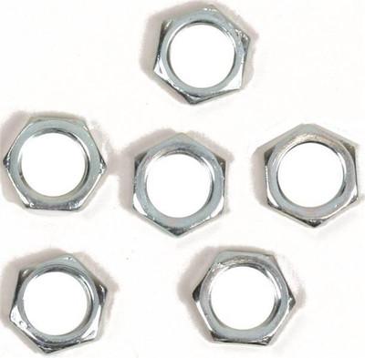 Lock Nut 1/8 IPS Steel 6 Pack