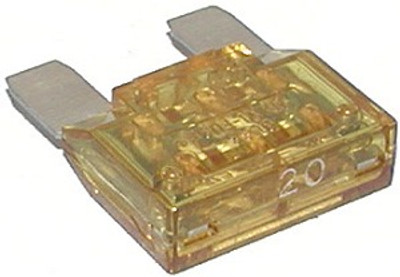 MAX 20, Maxi Auto Fuse, 20 Amp