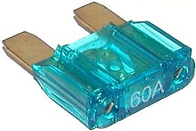 MAX 60, Maxi Auto Fuse, 60 Amp