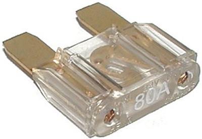 MAX 80, Maxi Auto Fuse, 80 Amp