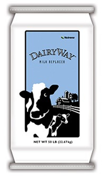 Dairy Way 20-20 Milk Repl AM Non-Med 50 Lb