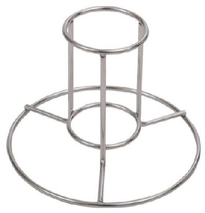 BBQ, Chicken Rack SS Holds 12 Oz Beer Can