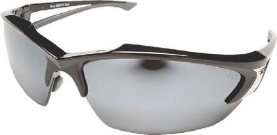 Safety Glasses, Khor Black/Silver Lens