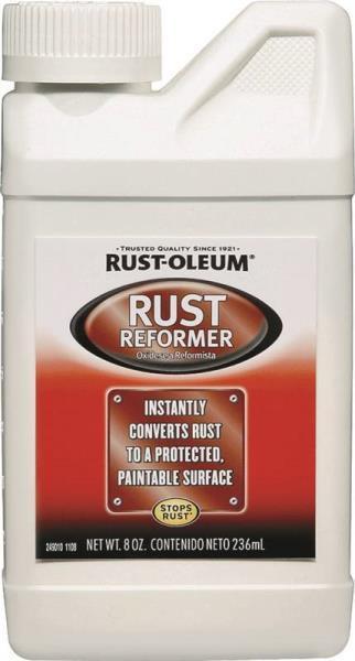 Rust-Oleum, Rust Reformer, 8 Oz