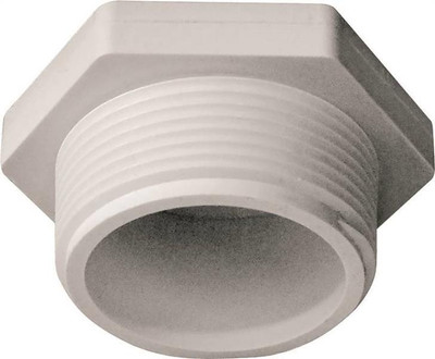 "SCH 40, 1-1/2"", Plug, Threaded"