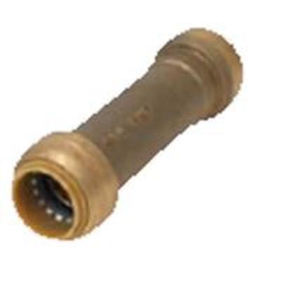 """SharkBite, 1/2"""" Copper Repair Coupling, (5/8"""" OD)"""