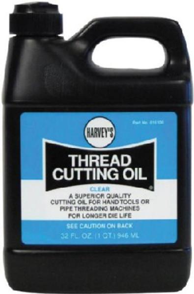 Harvey's, Thread Cutting Oil, 1 Gallon