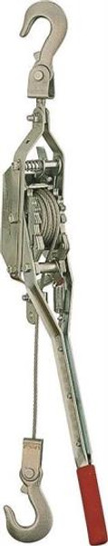 Cable Puller, 1 Ton, Dual Ratchet