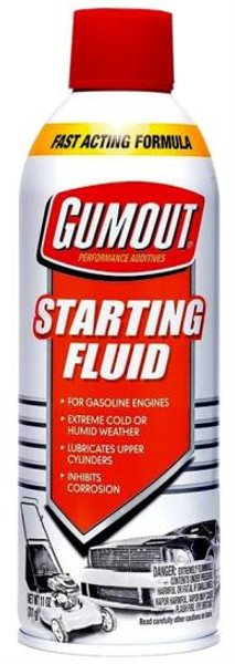 Starting Fluid Spray, 11 Oz