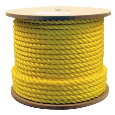 "Rope, Polypropylene Twisted, 3/4"" x 1'"