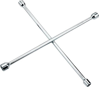 Automotive Wheel Lug Wrench - Metric