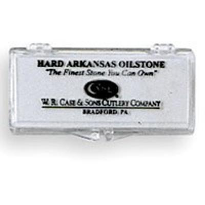 "Case, Sharpening Oil Stone, ""Hard Arkansas"